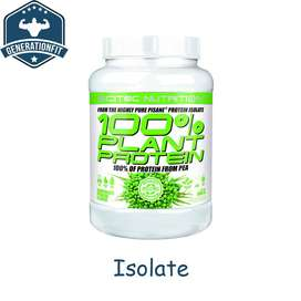 Scitec Nutrition 100% Plant Protein of PEA 2 Lbs