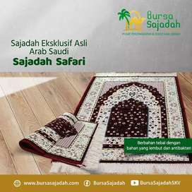 Sajadah Safari Asli Arab Saudi
