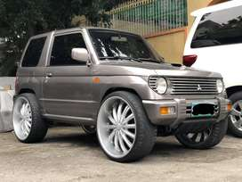 Mini Pajero 2015. This beauty can be in your Name.