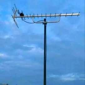 Toko antena tv dan penangkal petir sni