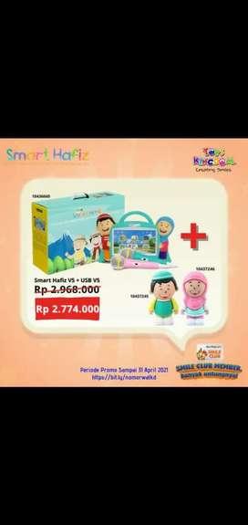 Paket Smart Hafiz V5+ Usb V5 Kredit By Homecredit Promo Bunga Bisa 0%