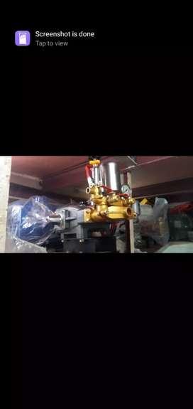 car and bike washing machine and motors