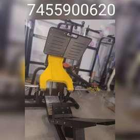 Gym full branded setup fully commercial ( manufacturer )