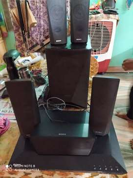SONY Music Home Theater hbd-dz350