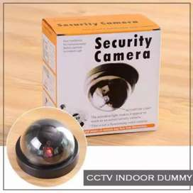 Kamera CCTV Palsu, Fake CCTV Dummy, Security Camera Tiruan