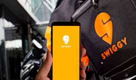 Full time / Part time / weekends delivery boys for Swiggy