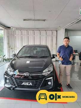 [Mobil Baru] Promo DAIHATSU AYLA program PPNBM 0% di bulan MARET.