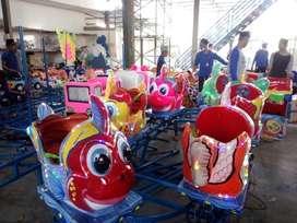 wahana mainan pancingan nemo wisata baru odong M6