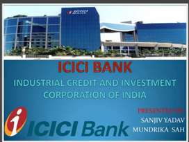 Direct walk in for ICICI Bank