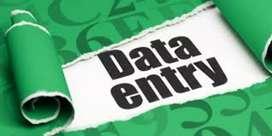 Data-Entry Job