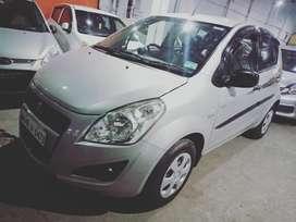 Maruti Suzuki Ritz Vxi BS-IV, 2014, Petrol