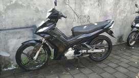 Jupiter MX cw thn 2010,  BPKB ada, STNK ilang pjk off 2015 hrg 3jt500
