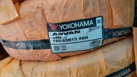 Tyres 185 65 15 Yokohama db advan 2 Japan
