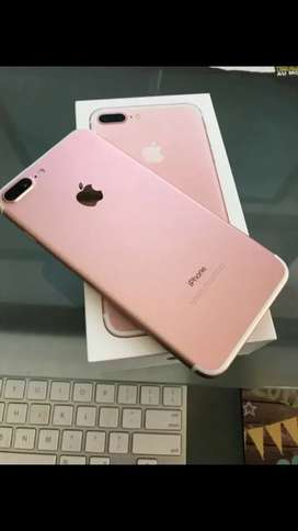 Iphone 7+ available at best price cod available