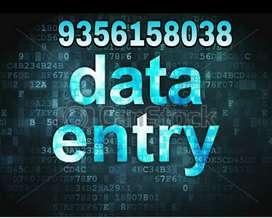 Earning opportunity for data entry job easy typing work