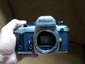Kamera analog jadul nikon fa