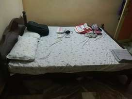 Queen size bed (removable bed)