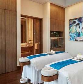 Earn 40_60k part time job in spa