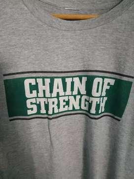 Kaos band chain of strength