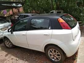Fiat Punto 2012 Diesel 118000 Km Driven