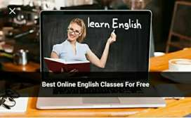 Online & Home Tution for English Language