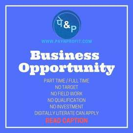 Best income opportunity