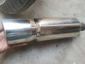 Muffler / Exhaust with perfect sound