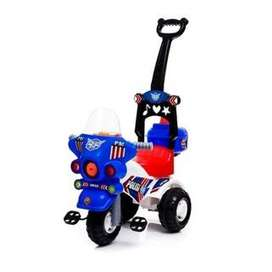 mainan sepeda polisi mainan anak bisa dorong bielbbay jogja