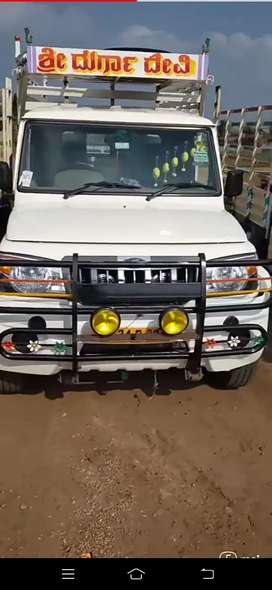 Mahindra Bolero Pik-Up 2021 Diesel 10000 Km Driven