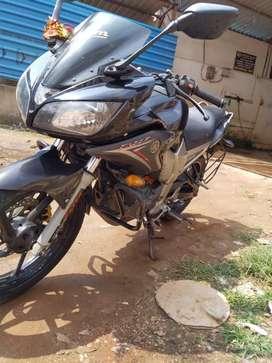 Yamaha Fazer black colour