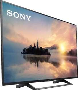 New Sony Bravia 50 inch smart led tv with panel warranty from 36999
