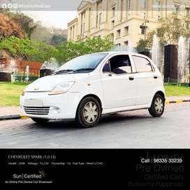 Chevrolet Spark LS 1.0, 2008, Petrol