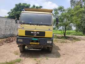 Man truck in good condition.2012 model.