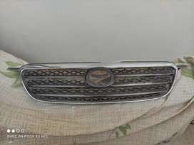 Corolla front grill