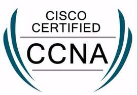 CCNA CCNP ITIL course training from a Certified Trainer