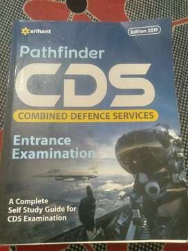 Arihant  pathfinder CDS  book  Edition 2019