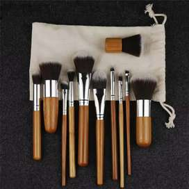 Make up brushes