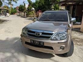 Toyota Fortuner 2005 Matic area Padang Sumatra Barat