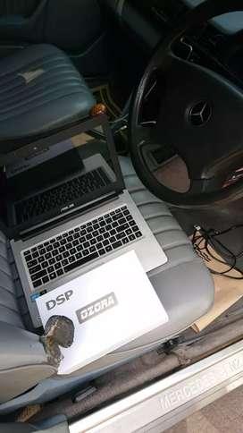 audio mobil peredam suara head unit processor speaker power subwoofer