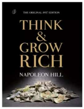 Think And Grow Rich (Written By Napoleon Hill)