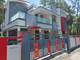 5 BHK 2300 sqft new house in alappuzha town north