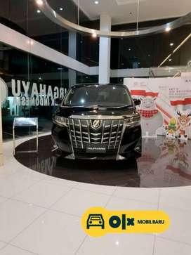 [Mobil Baru] Toyota Alphard New 2019