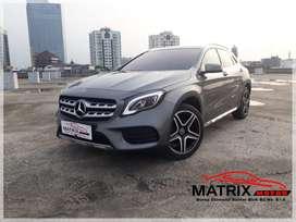 Mercedes Bens GLA200 AMG 2018 PerfecT Grey Panoramic