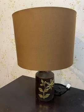 Lampu cantik Rp 450.000  tinggi 71 cm