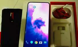 One plus available for sale in warranty with good condition for cod