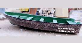 Fiber glasS duck hunting Boat