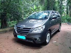 Toyota innova 2015 May model with low km run for sale