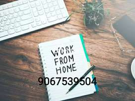Need a fresher's for data entry home based jobs