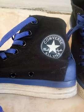 """Dijual sepatu MERK CONVERSE ALL STAR size""""6 1/2 ORIGINAL"""