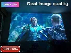 2020 UPGRADE YOUTUBE WIFI MIRACAST SMART HOME CINEMA HD PROJECTOR